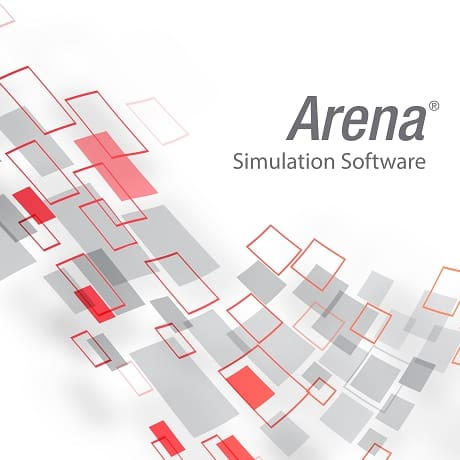 Arena Simulation Software Graphic